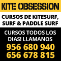 Kite Obsession Kite and Surf Escuela