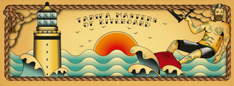 Tarifa Masters of Kiteboard