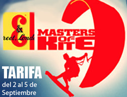 CAMPEONATO J&B MASTERS OF KITE 2010