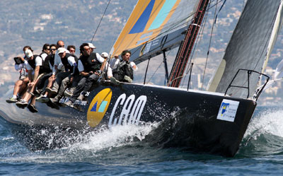 Sailing Races Barcelona World Race
