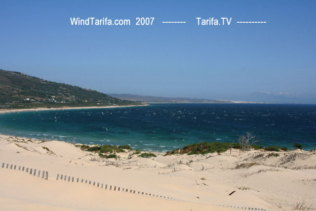 Tarifa webcam - Tarifa Island webcam, Andalusia, Cadiz
